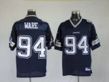 Cheap Cowboys #94 DeMarcus Ware Blue Stitched NFL Jersey
