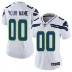 Cheap Nike Seattle Seahawks Customized White Stitched Vapor Untouchable Limited Women's NFL Jersey