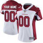 Cheap Nike Arizona Cardinals Customized White Stitched Vapor Untouchable Limited Women's NFL Jersey