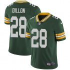 Cheap Nike Packers #28 AJ Dillon Green Team Color Youth Stitched NFL Vapor Untouchable Limited Jersey