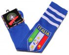Cheap Italy Soccer Football Sock Blue