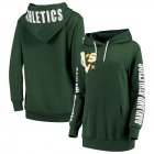 Cheap Oakland Athletics G-III 4Her by Carl Banks Women's 12th Inning Pullover Hoodie Green
