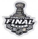 Cheap Stitched 2011 NHL Stanley Cup Final Logo Jersey Patch Boston Bruins vs Vancouver Canucks