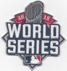 Cheap Stitched 2015 World Series Jersey Patch