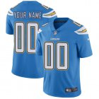 Cheap Nike San Diego Chargers Customized Electric Blue Alternate Stitched Vapor Untouchable Limited Men's NFL Jersey