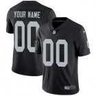 Cheap Nike Las Vegas Raiders Customized Black Team Color Stitched Vapor Untouchable Limited Men's NFL Jersey