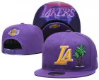 Cheap Los Angeles Lakers Snapback Ajustable Cap Hat YD 17