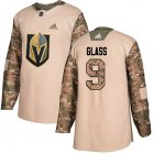 Cheap Adidas Golden Knights #9 Cody Glass Camo Authentic 2017 Veterans Day Stitched Youth NHL Jersey