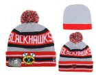 Cheap Chicago Blackhawks Beanies YD011