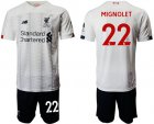 Cheap Liverpool #22 Mignolet Away Soccer Club Jersey