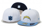 Cheap Los Angeles Chargers fitted hats 16