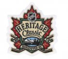Cheap Stitched NHL 2014 Heritage Classic Game Logo Patch (Vancouver Canucks vs. Ottawa Senators)