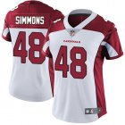 Cheap Nike Cardinals #48 Isaiah Simmons White Women's Stitched NFL Vapor Untouchable Limited Jersey
