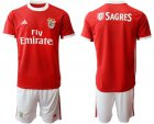 Cheap Benfica Blank Home Soccer Club Jersey