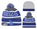 Cheap Los Angeles Dodgers Beanies YD003