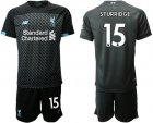 Cheap Liverpool #15 Sturridge Third Soccer Club Jersey