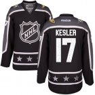 Cheap Ducks #17 Ryan Kesler Black 2017 All-Star Pacific Division Youth Stitched NHL Jersey