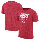 Cheap Cincinnati Reds Nike Authentic Collection Velocity Team Issue Performance T-Shirt Red