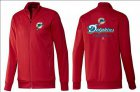 Cheap MLB Chicago Cubs Zip Jacket Red