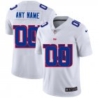 Cheap Nike New York Giants Customized White Team Big Logo Vapor Untouchable Limited Jersey