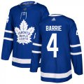 Cheap Adidas Maple Leafs #25 James Van Riemsdyk Blue Home Authentic Stitched NHL Jersey