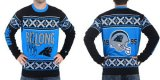 Cheap Nike Panthers Men's Ugly Sweater