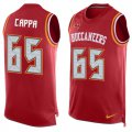 Cheap Nike Buccaneers #65 Alex Cappa Red Team Color Men's Stitched NFL Limited Tank Top Jersey