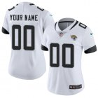 Cheap Nike Jacksonville Jaguars Customized White Stitched Vapor Untouchable Limited Women's NFL Jersey