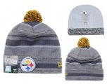 Cheap Pittsburgh Steelers Beanies YD013