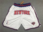 Cheap Knicks White Just Don Mesh Shorts