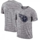 Cheap Tennessee Titans Nike Sideline Legend Velocity Travel Performance T-Shirt Heathered Black
