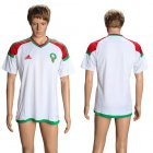 Cheap Morocco Blank Away Soccer Country Jersey