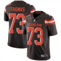Cheap Nike Browns #73 Joe Thomas Brown Team Color Youth Stitched NFL Vapor Untouchable Limited Jersey
