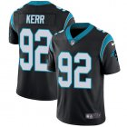 Cheap Nike Panthers #92 Zach Kerr Black Team Color Men's Stitched NFL Vapor Untouchable Limited Jersey