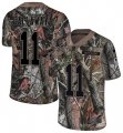 Cheap Nike Browns #11 Antonio Callaway Camo Men's Stitched NFL Limited Rush Realtree Jersey