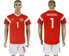 Cheap Russia #1 Akinfeev Home Soccer Country Jersey