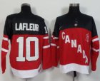 Cheap Olympic CA. #10 Guy Lafleur Red 100th Anniversary Stitched NHL Jersey