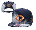 Cheap Bears Team Logo Navy White Adjustable Hat YD