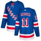 Cheap Adidas Rangers #11 Mark Messier Royal Blue Home Authentic Stitched Youth NHL Jersey