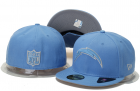 Cheap Los Angeles Chargers fitted hats 17