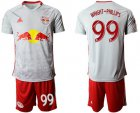 Cheap Red Bull #99 Wright-Phillips White Home Soccer Club Jersey