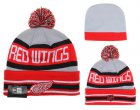 Cheap Detroit Red Wings Beanies YD006