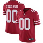 Cheap Nike San Francisco 49ers Customized Red Stitched Vapor Untouchable Limited Youth NFL Jersey