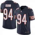 Cheap Nike Bears #94 Robert Quinn Navy Blue Team Color Youth Stitched NFL Vapor Untouchable Limited Jersey