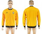 Cheap Juventus Soccer Jackets Yellow