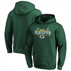 Cheap Green Bay Packers NFL 2019 NFL Playoffs Bound Chip Shot Pullover Hoodie Green