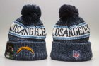 Cheap Los Angeles Chargers YP Beanie 2