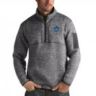 Cheap Toronto Maple Leafs Antigua Fortune Quarter-Zip Pullover Jacket Black