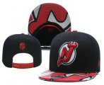 Cheap New Jersey Devils Snapback Ajustable Cap Hat YD