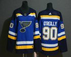 Cheap Youth St. Louis Blues #90 Ryan O'Reilly Blue Adidas Stitched NHL Jersey